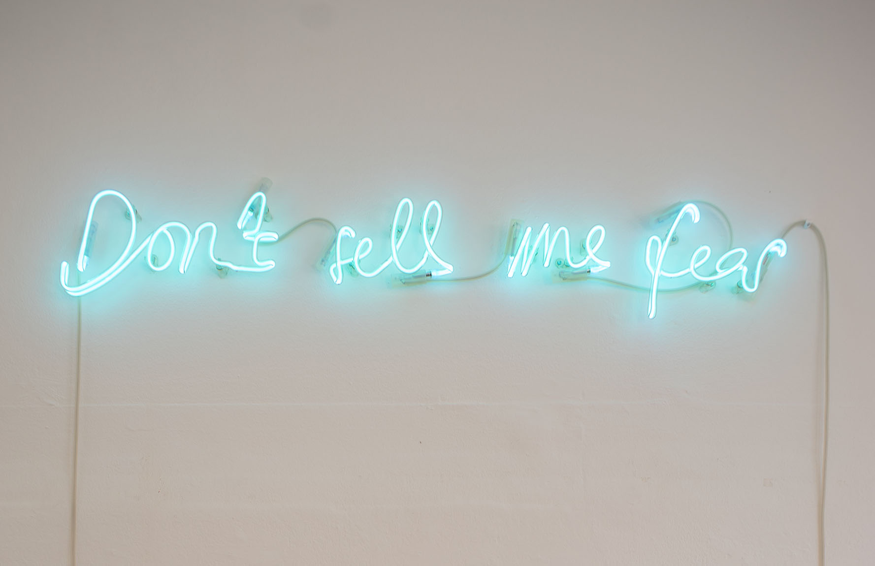 kathrin-borer_dont-sell-me-fear_neon_ca.-20-x-115-x-5-cm_foto-by-andreas-hagenbach_2016