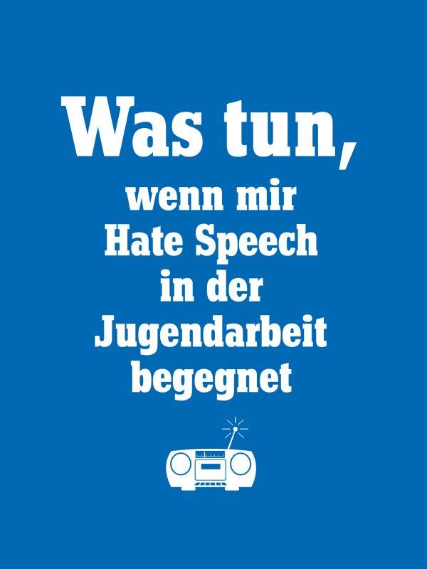 HateSpeech_Jugendarbeit_Titel
