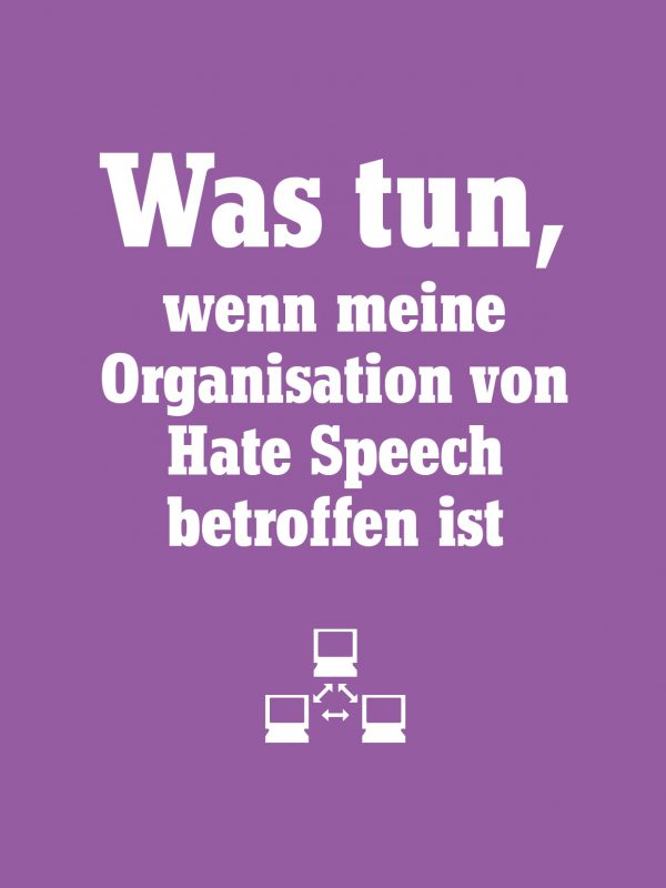 HateSpeech_Organisation_Titel