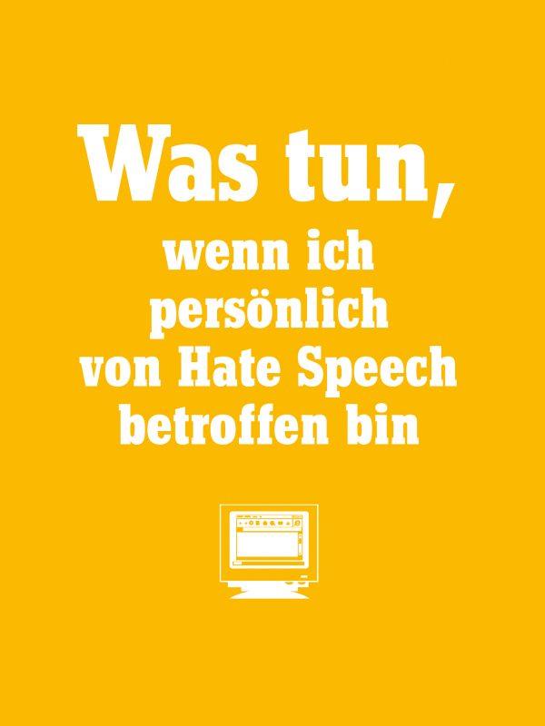 HateSpeech_Persönlich_Titel