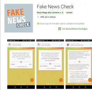 """Was """"Fake News-Debunking-Apps"""" (nicht) leisten – Amadeu Antonio Stiftung"""