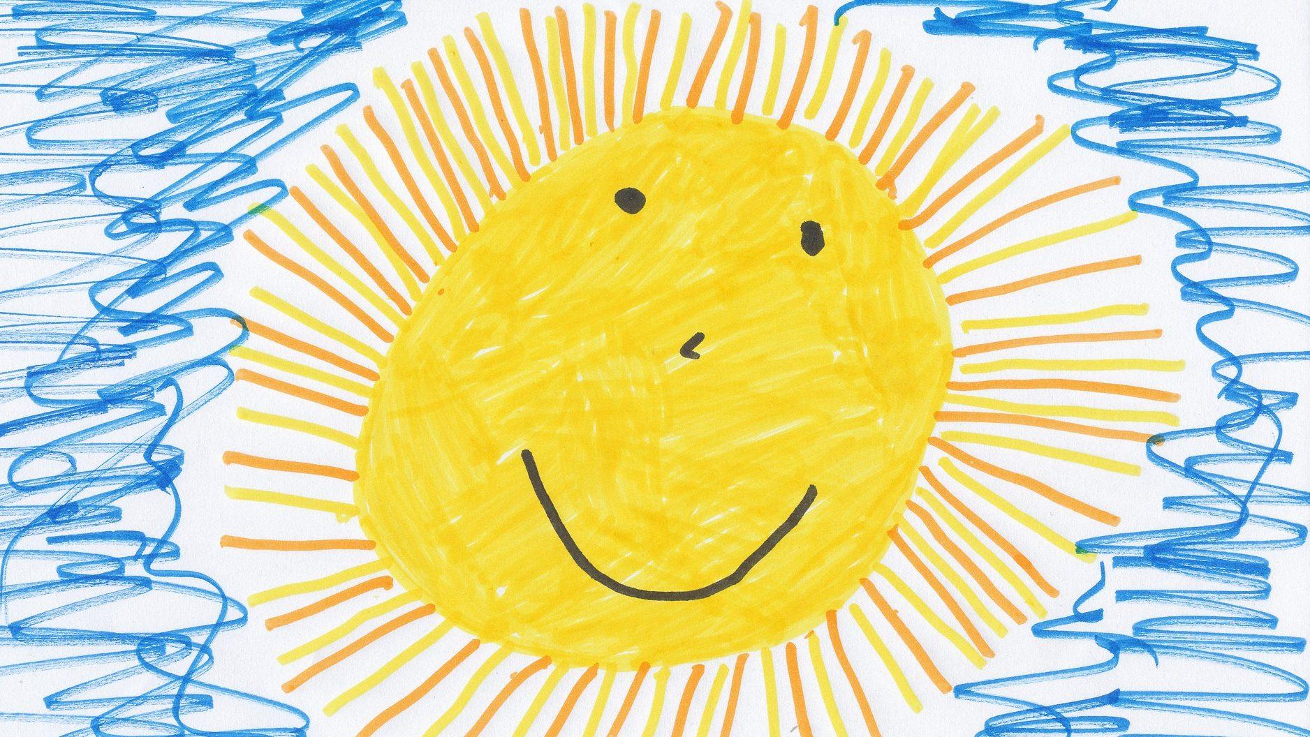 Kinderbild_Sonne