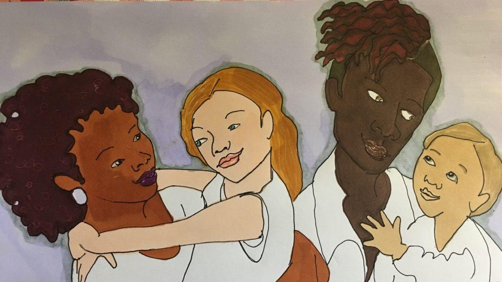 Bild Empowern gegen Colourism_Rassismus