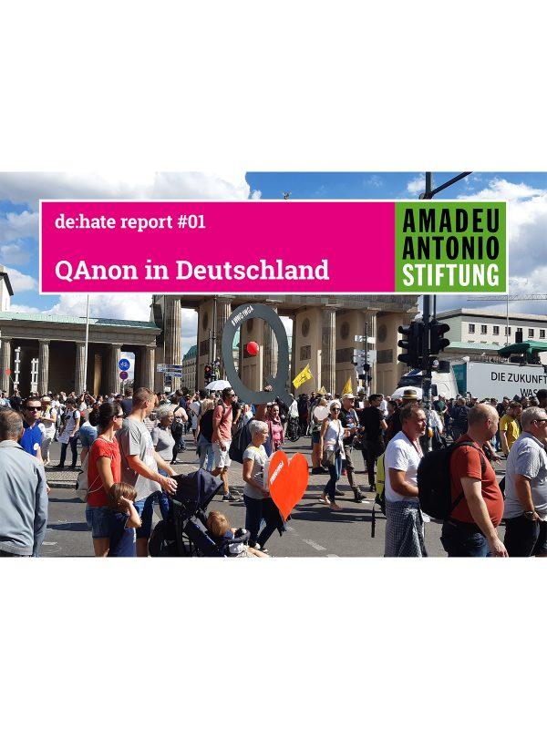 de:hate report 1 # Monitoring rechts-alternativer Medienstrate