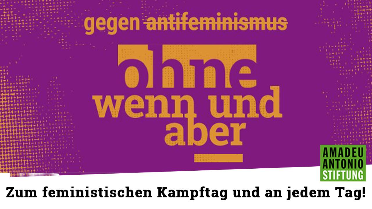 Auftaktsharepic 8. März Website Header