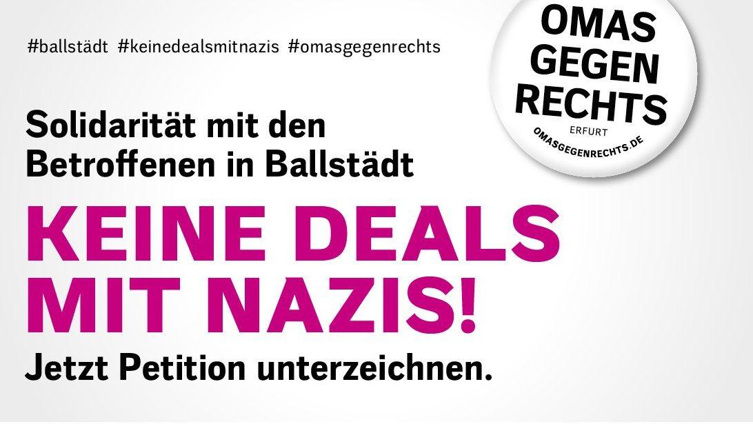 Omas gegen Rechts Erfurt