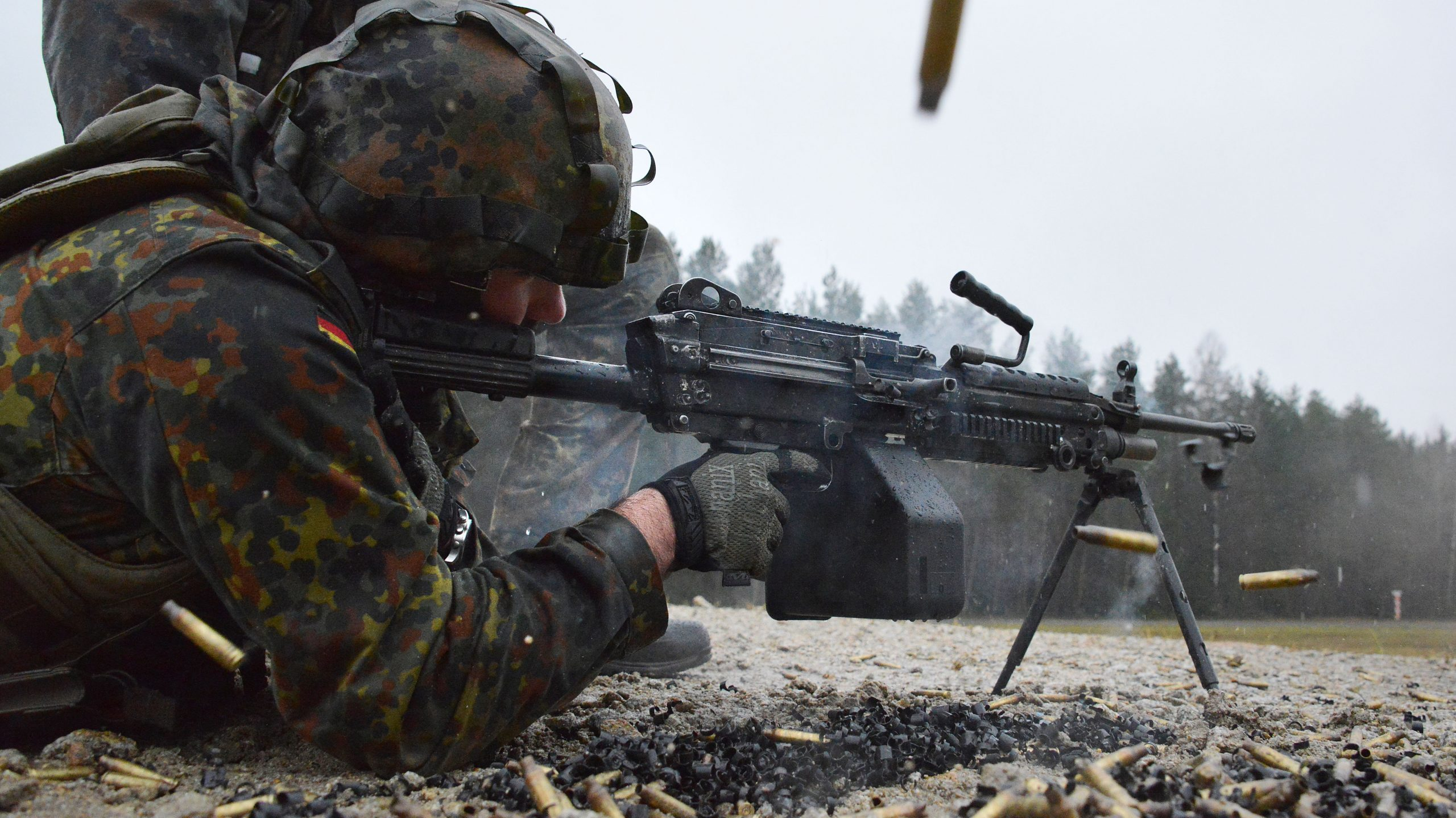 CATC trains German soldiers on U.S. weapons