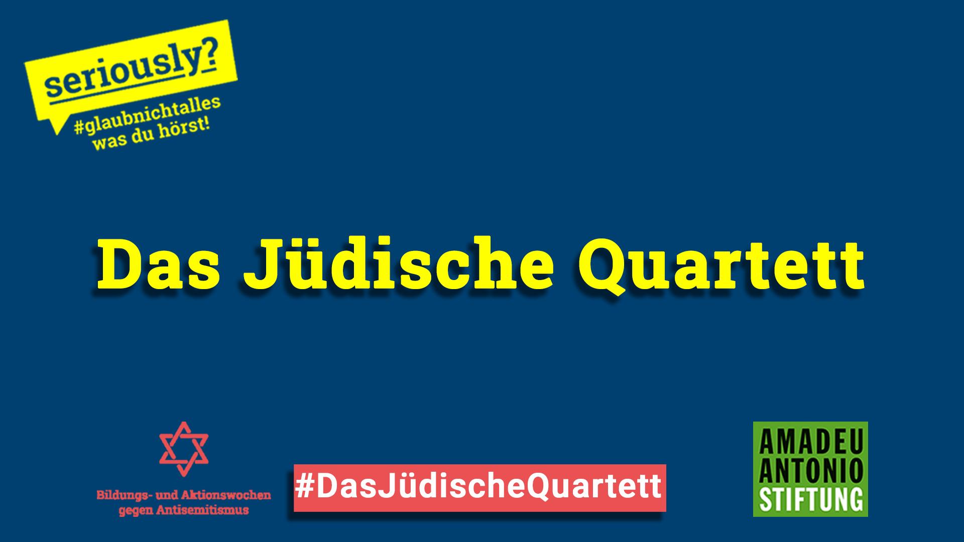 Jüdische Quartett Cover