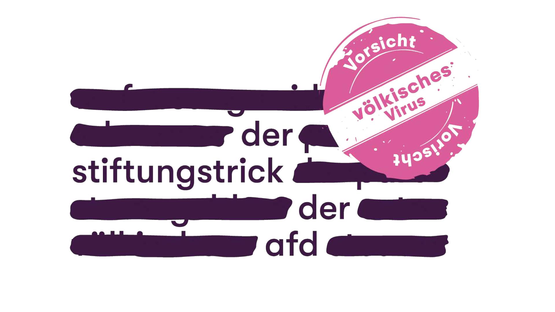 Stiftungstrick