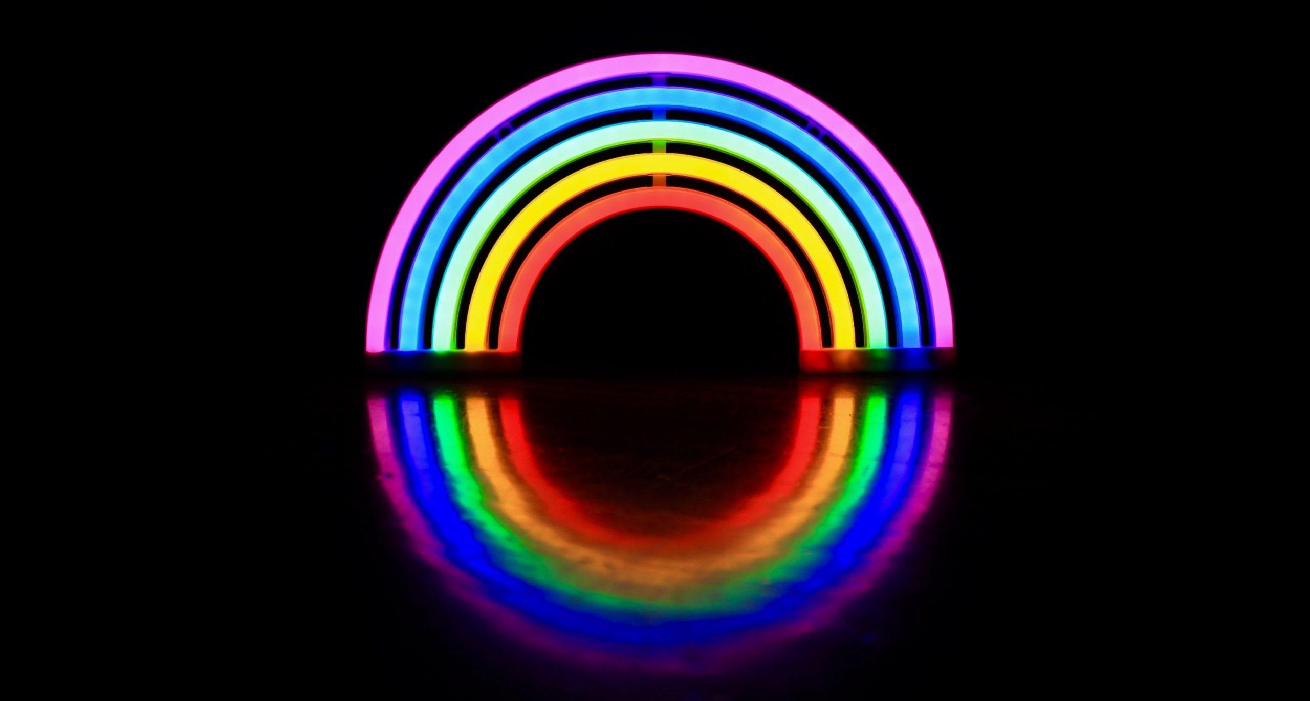 Rainbow Tiktok